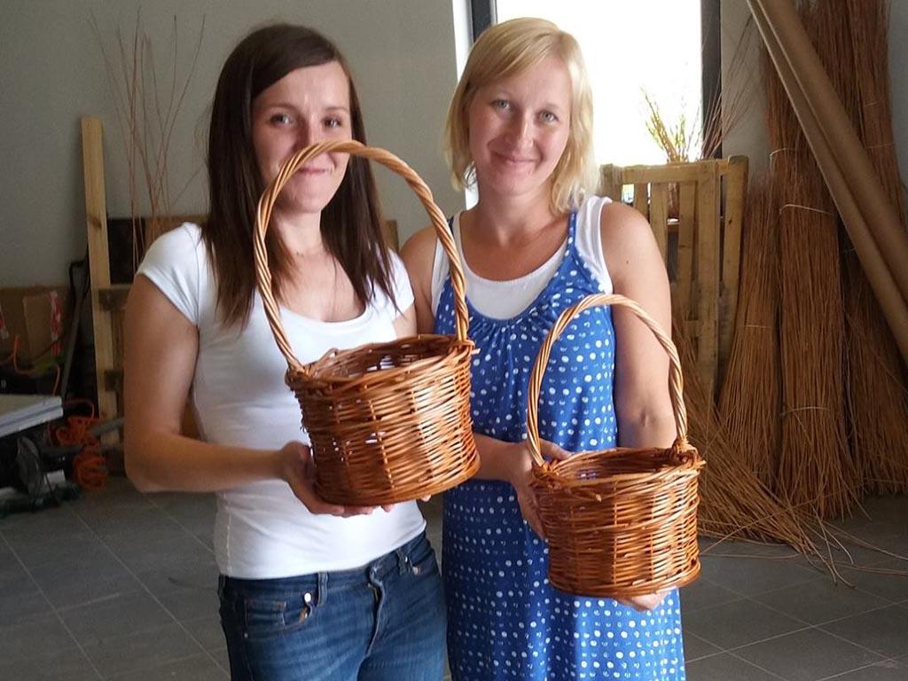 Warsztaty z wikliniarstwa w Pracowni PoWoli