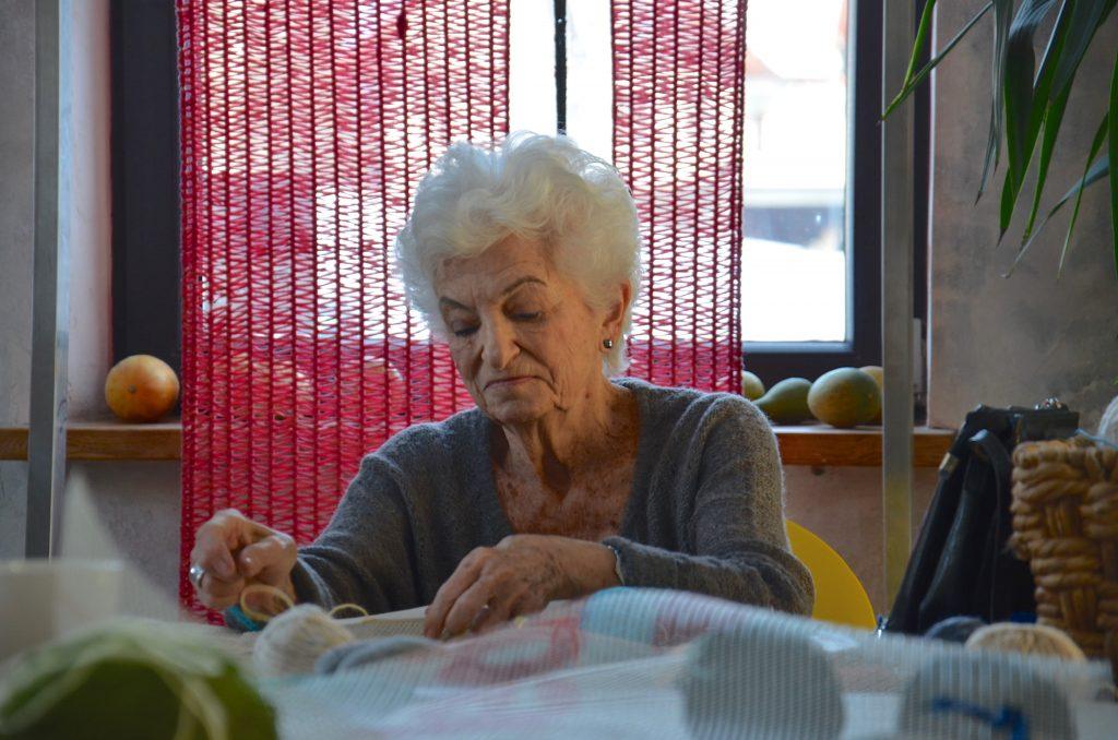 Anita Dolly Panek w Pracowni PoWoli